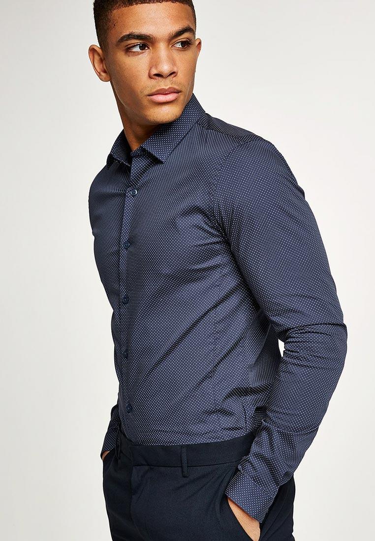 Рубашка с длинным рукавом Topman (Топмэн) 84L27ONAV