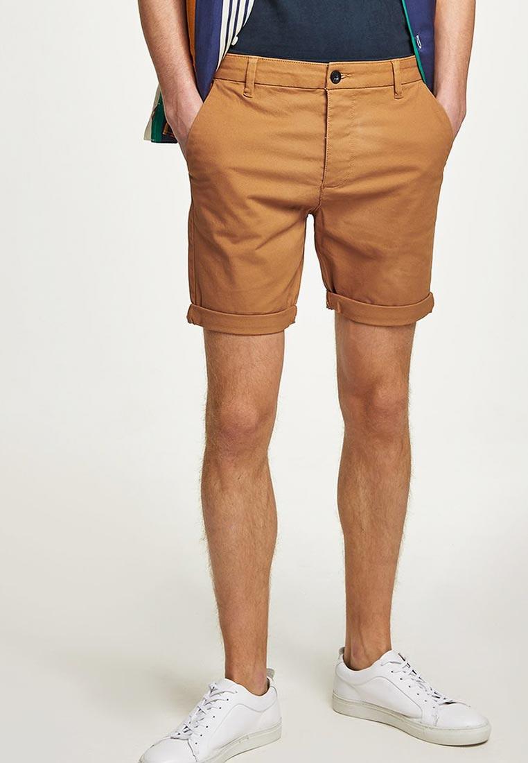 Мужские повседневные шорты Topman (Топмэн) 33S28OOGE