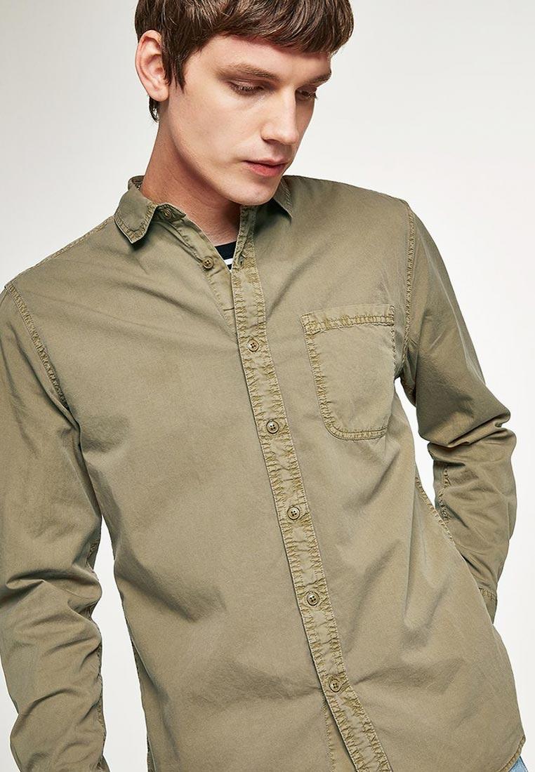 Рубашка с длинным рукавом Topman (Топмэн) 83B11OGRN