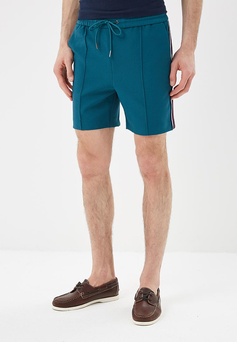 Мужские повседневные шорты Topman (Топмэн) 88M00QGRN