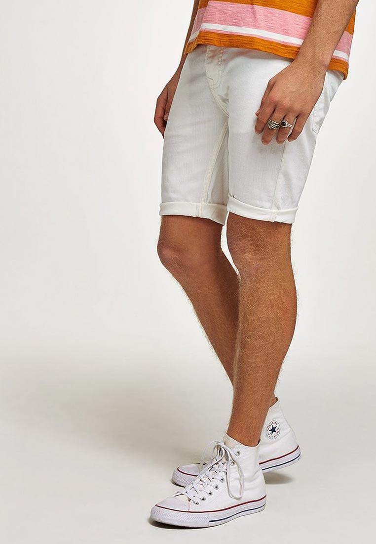 Мужские повседневные шорты Topman (Топмэн) 33D05PWHT