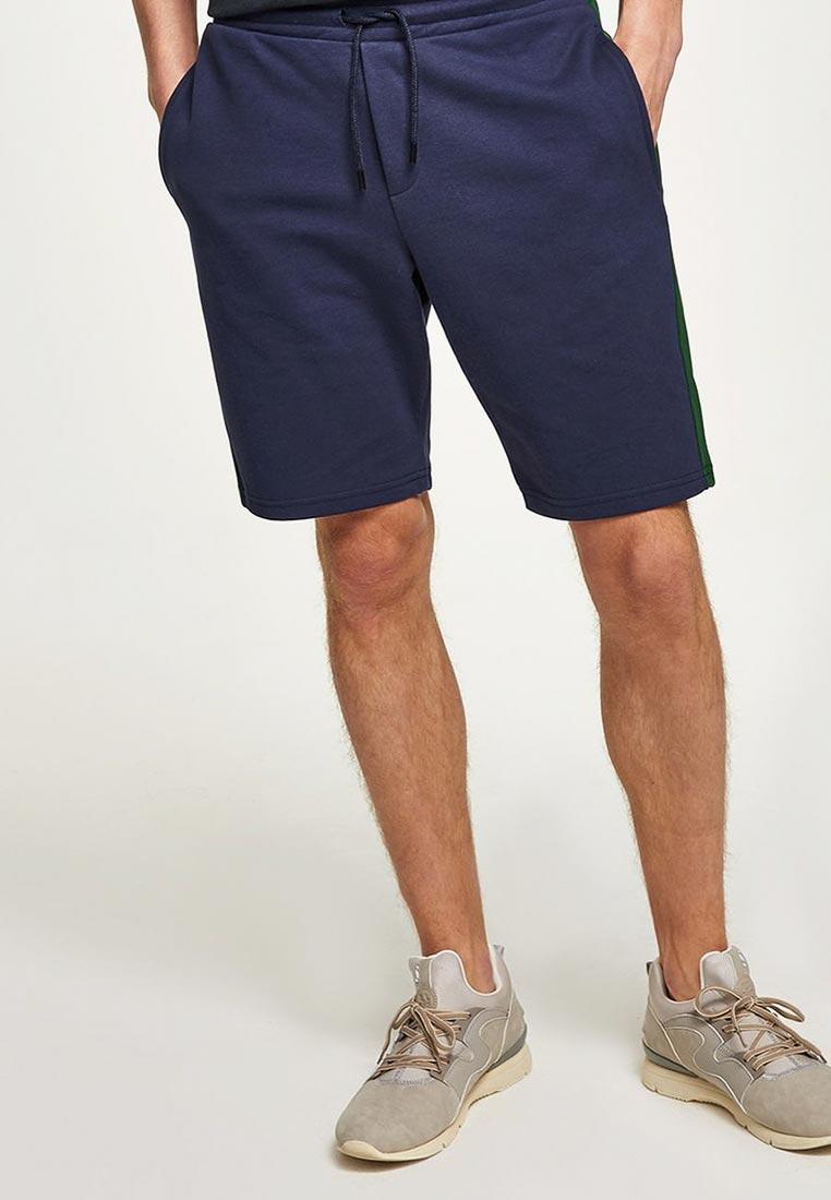 Мужские повседневные шорты Topman (Топмэн) 33J15PMUL
