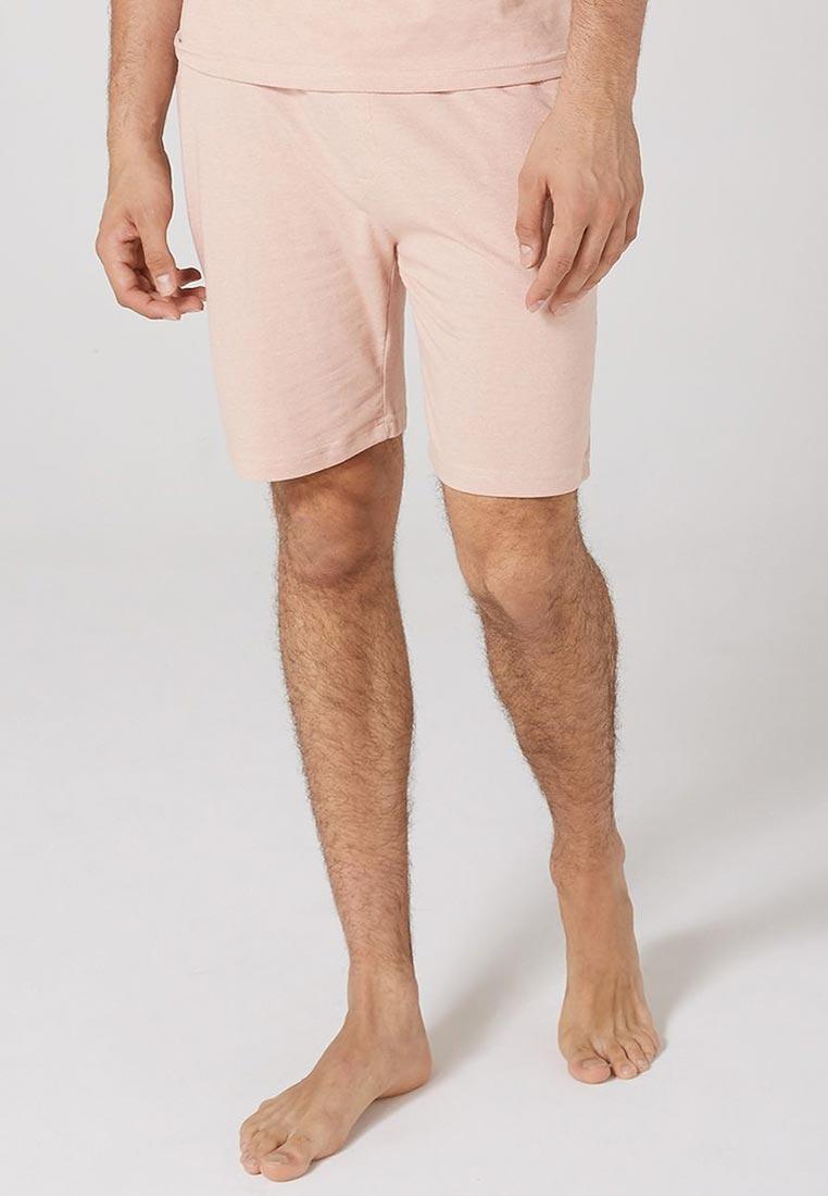 Мужские повседневные шорты Topman (Топмэн) 52P11NPNK