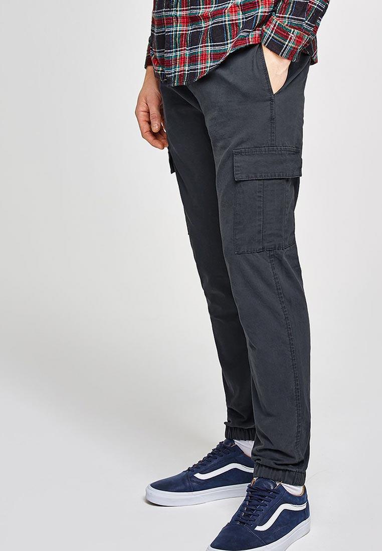 Мужские повседневные брюки Topman (Топмэн) 68F72ONAV