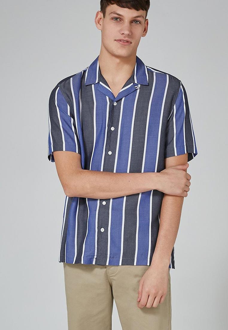 Рубашка с длинным рукавом Topman (Топмэн) 83D56ONAV