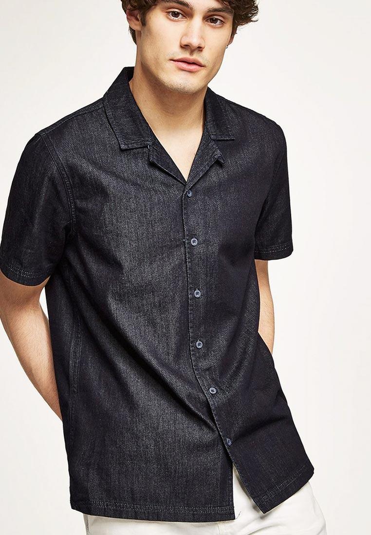 Рубашка с длинным рукавом Topman (Топмэн) 83S02PIND