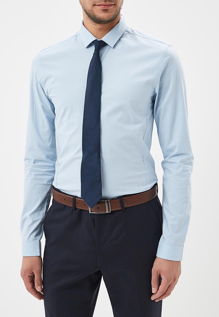 Рубашка с длинным рукавом Topman (Топмэн) 84L14PLBL