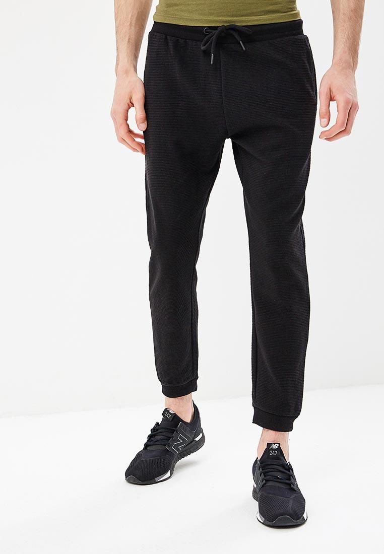 Мужские спортивные брюки Topman (Топмэн) 68J35PBLK