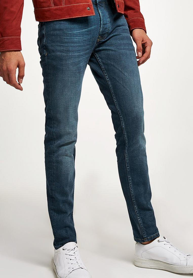 Зауженные джинсы Topman (Топмэн) 69B02QMST