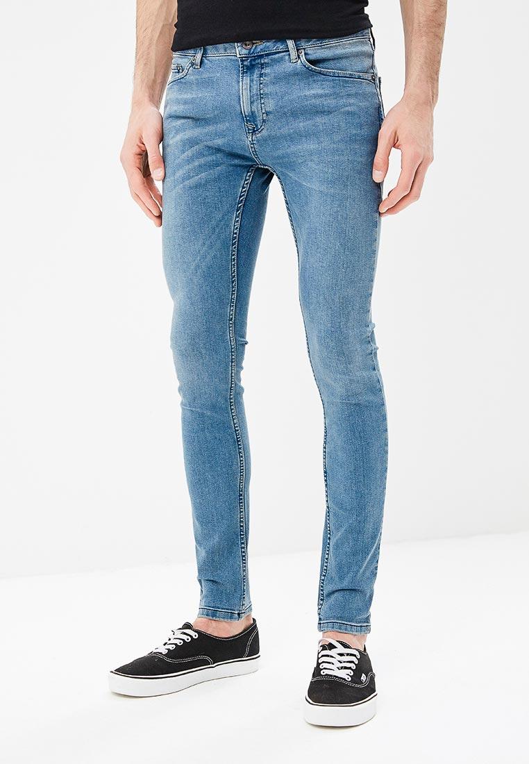 Зауженные джинсы Topman (Топмэн) 69D04QMST