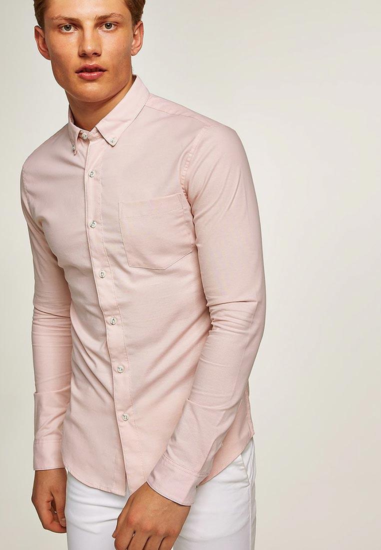 Рубашка с длинным рукавом Topman (Топмэн) 83B04PPNK