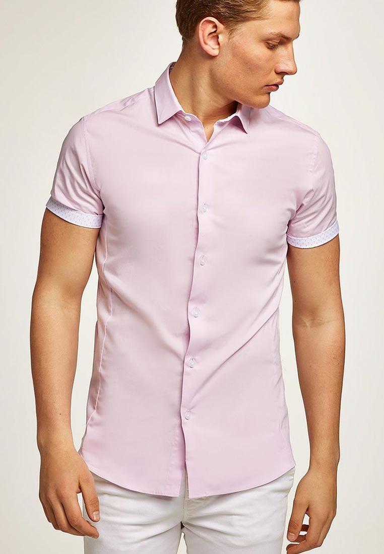 Рубашка с коротким рукавом Topman (Топмэн) 84A01PPNK