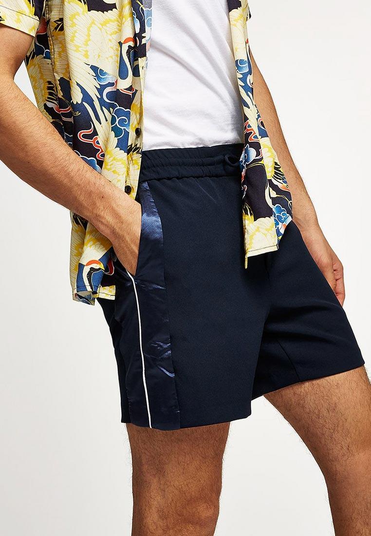 Мужские повседневные шорты Topman (Топмэн) 88M02QNAV