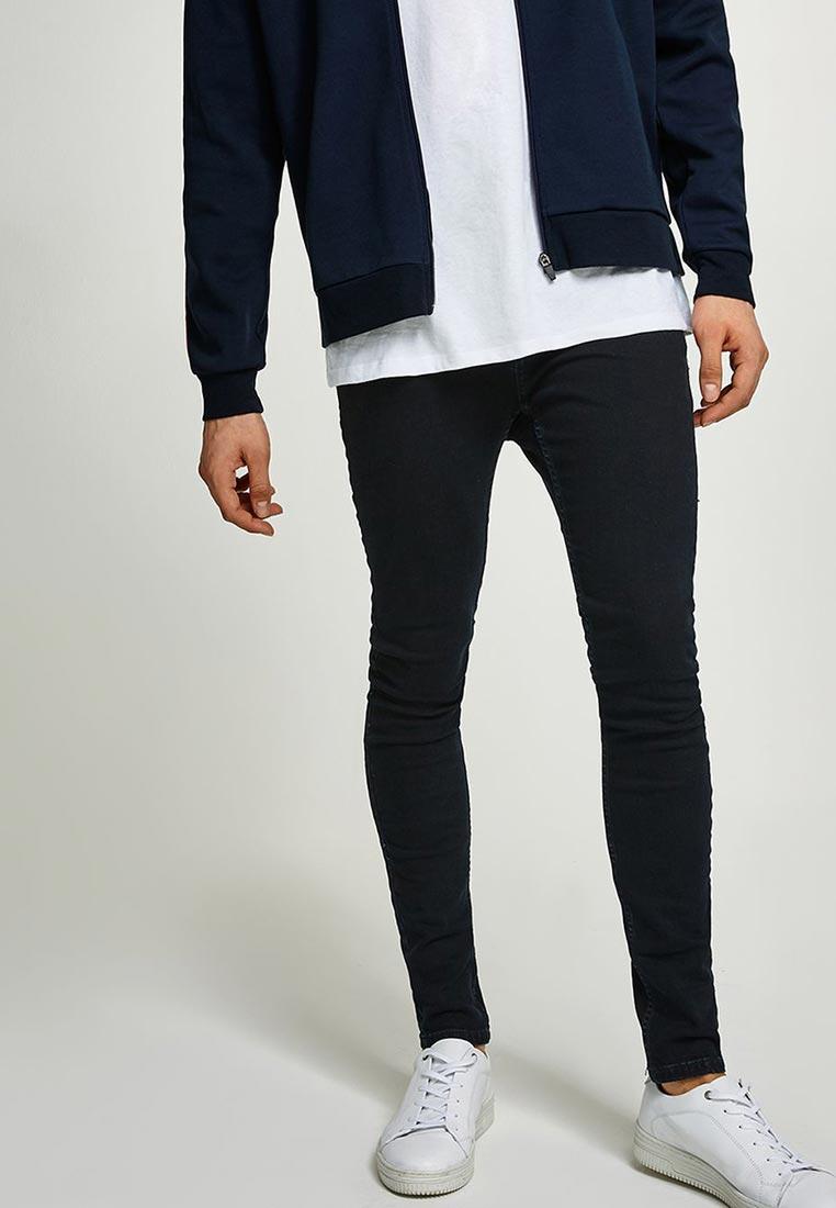 Зауженные джинсы Topman (Топмэн) 69F08PWBL: изображение 1