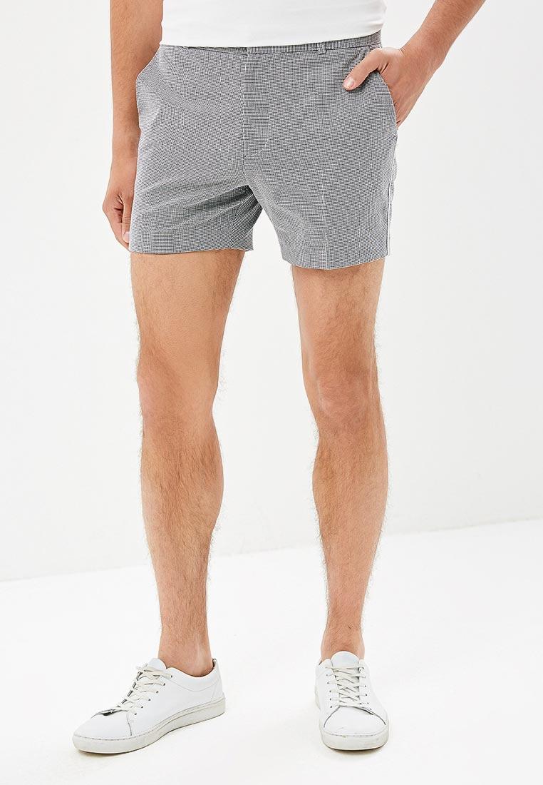 Мужские повседневные шорты Topman (Топмэн) 88M09QMUL