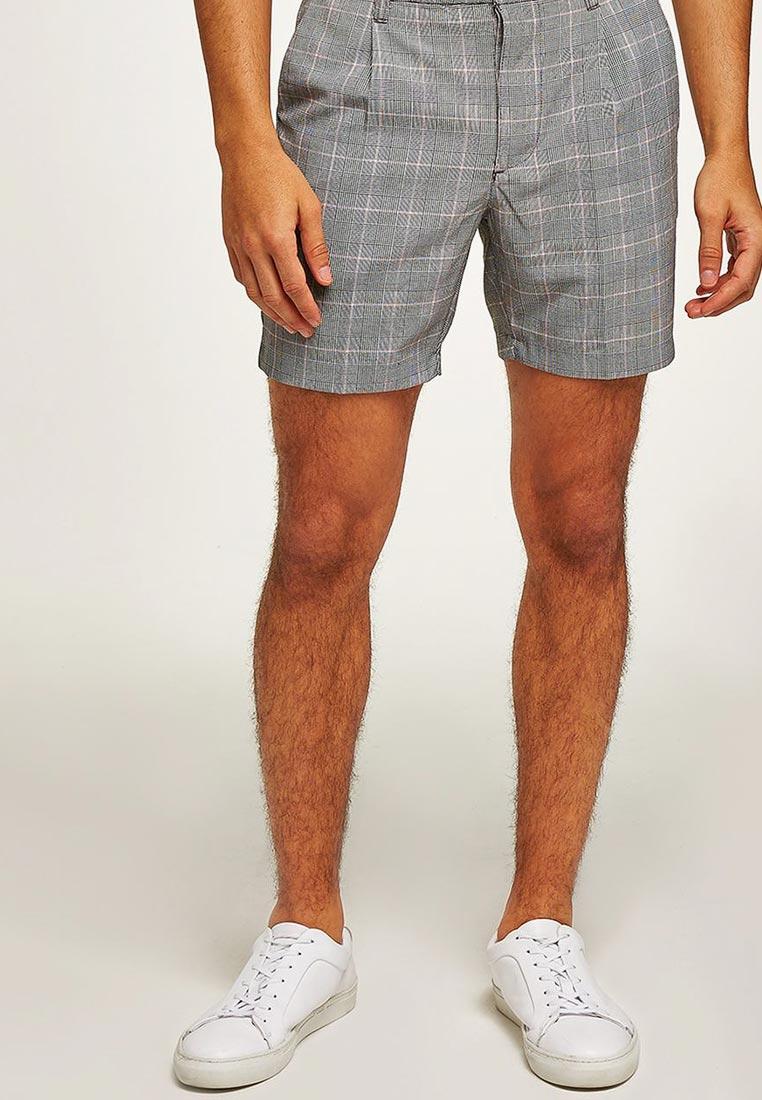 Мужские повседневные шорты Topman (Топмэн) 33U11PMUL