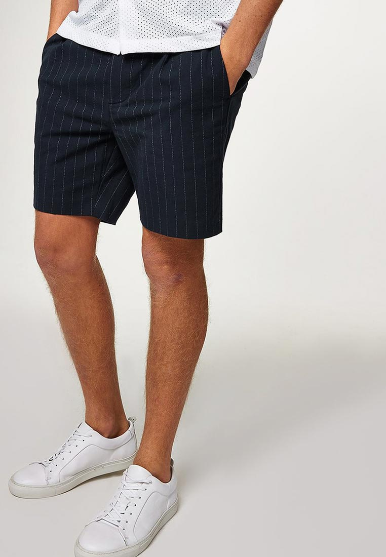 Мужские повседневные шорты Topman (Топмэн) 33U14PNAV