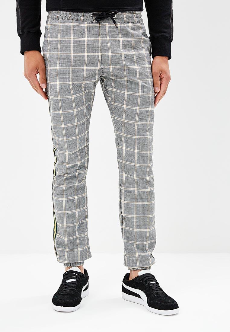 Мужские повседневные брюки Topman (Топмэн) 68F01QSTN