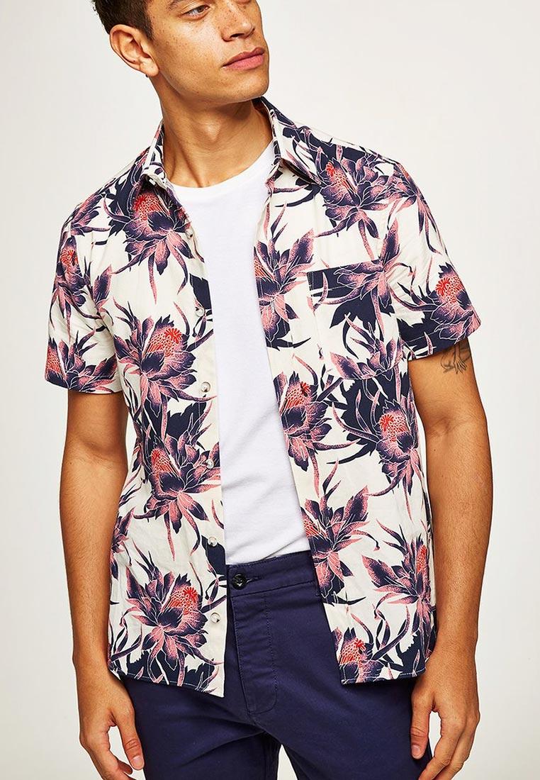 Рубашка с длинным рукавом Topman (Топмэн) 83D42PMUL