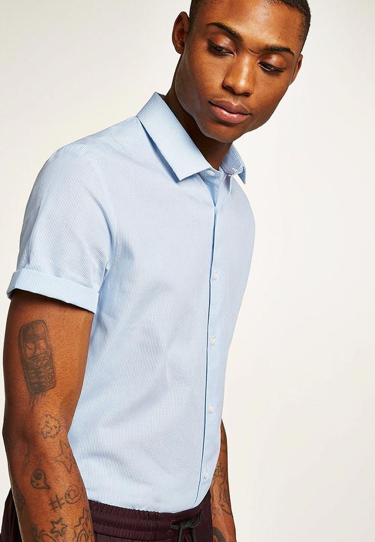 Рубашка с длинным рукавом Topman (Топмэн) 84C41OBLE