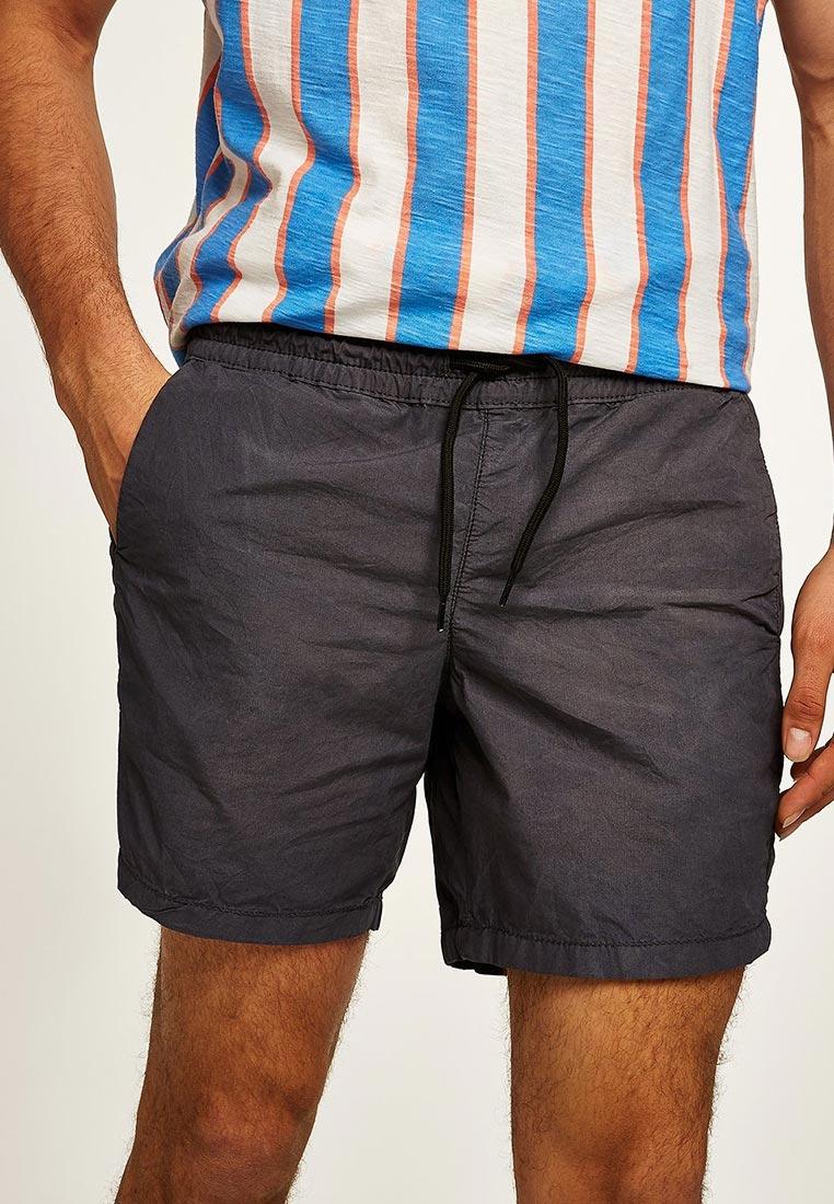 Мужские повседневные шорты Topman (Топмэн) 33U07PBRN