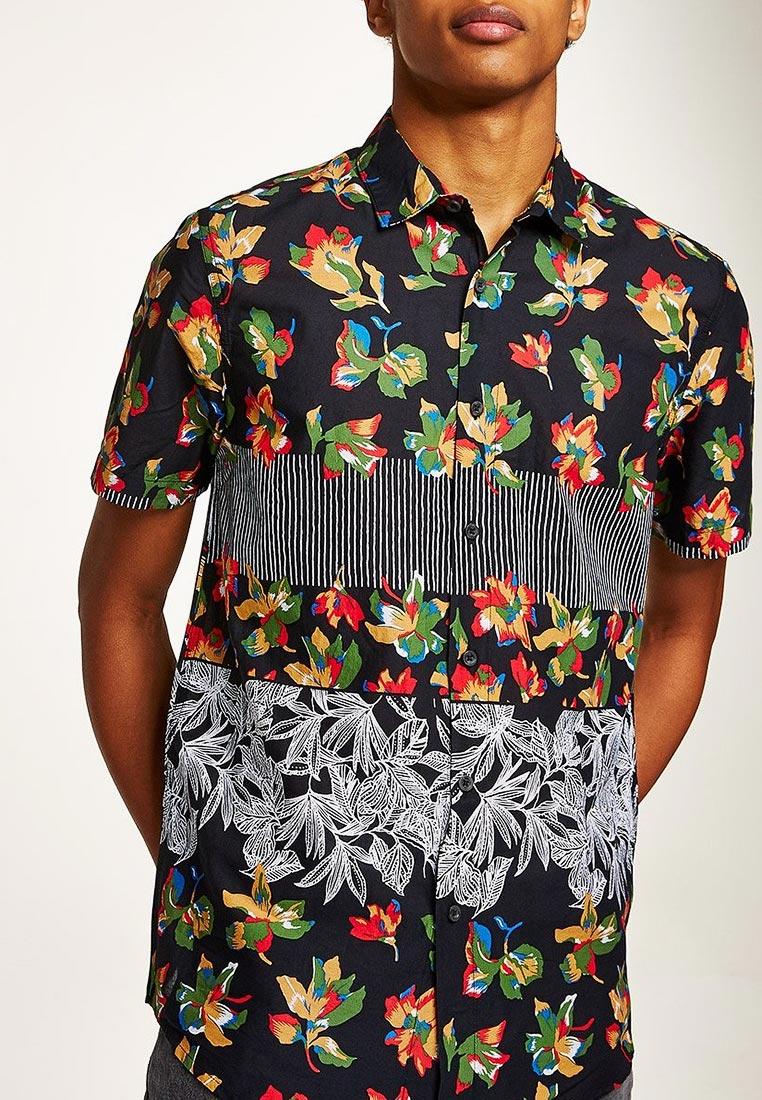 Рубашка с длинным рукавом Topman (Топмэн) 83D13PMUL