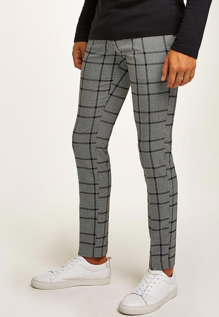 Мужские повседневные брюки Topman (Топмэн) 88D32QBLK