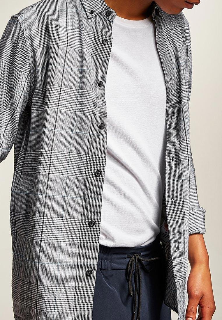 Рубашка с длинным рукавом Topman (Топмэн) 83C01PMUL