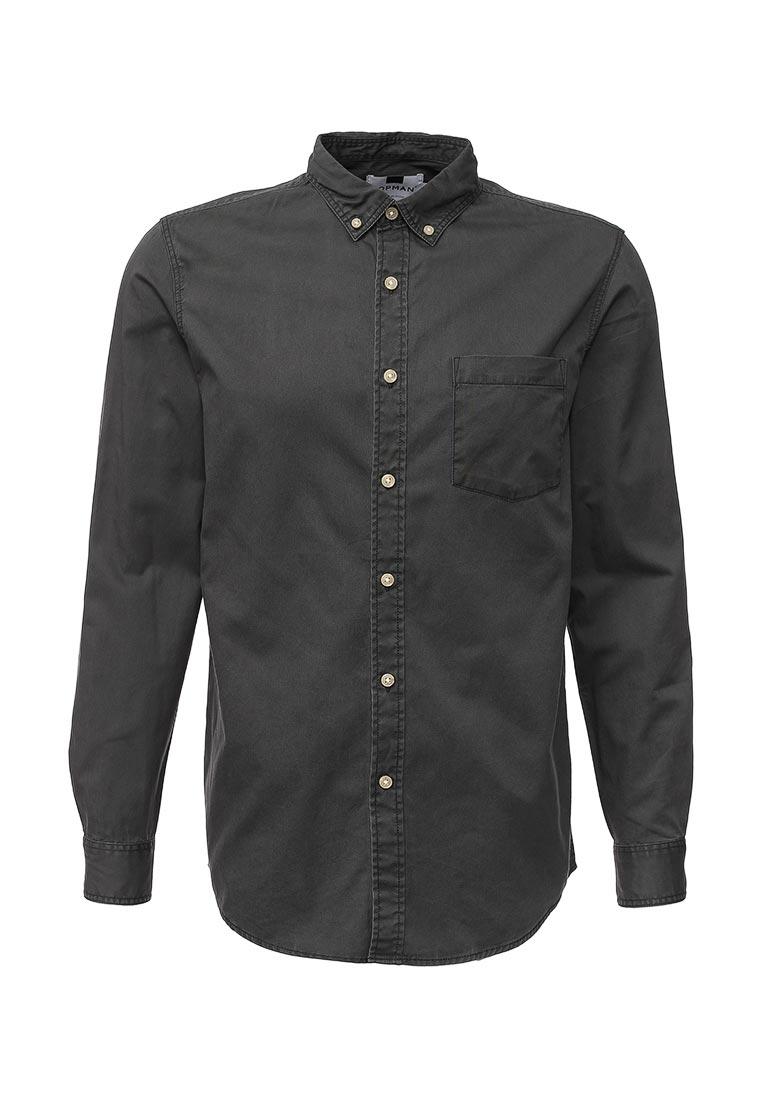 Рубашка с длинным рукавом Topman (Топмэн) 83B06MWBL