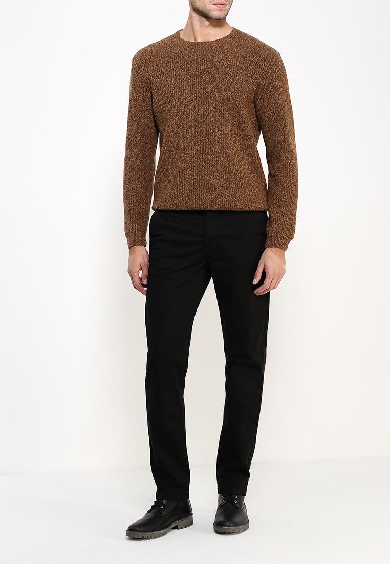 Мужские повседневные брюки Topman (Топмэн) 68M11MBLK