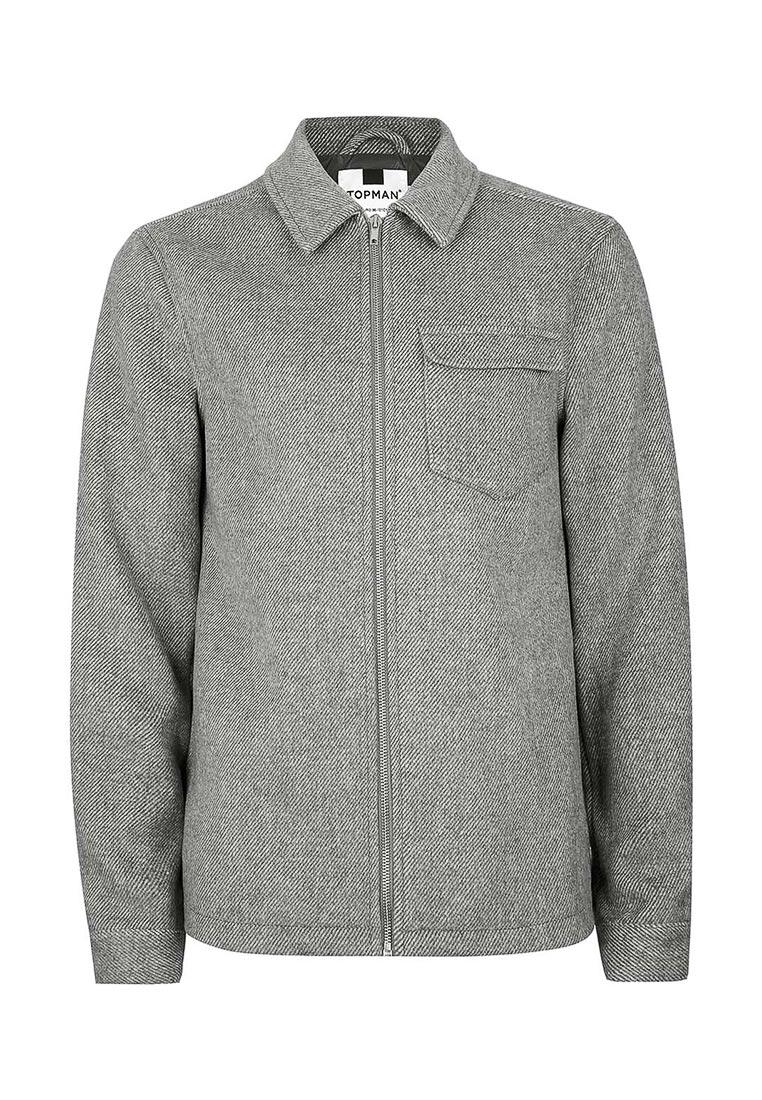 Мужские пальто Topman (Топмэн) 64D26AGRY