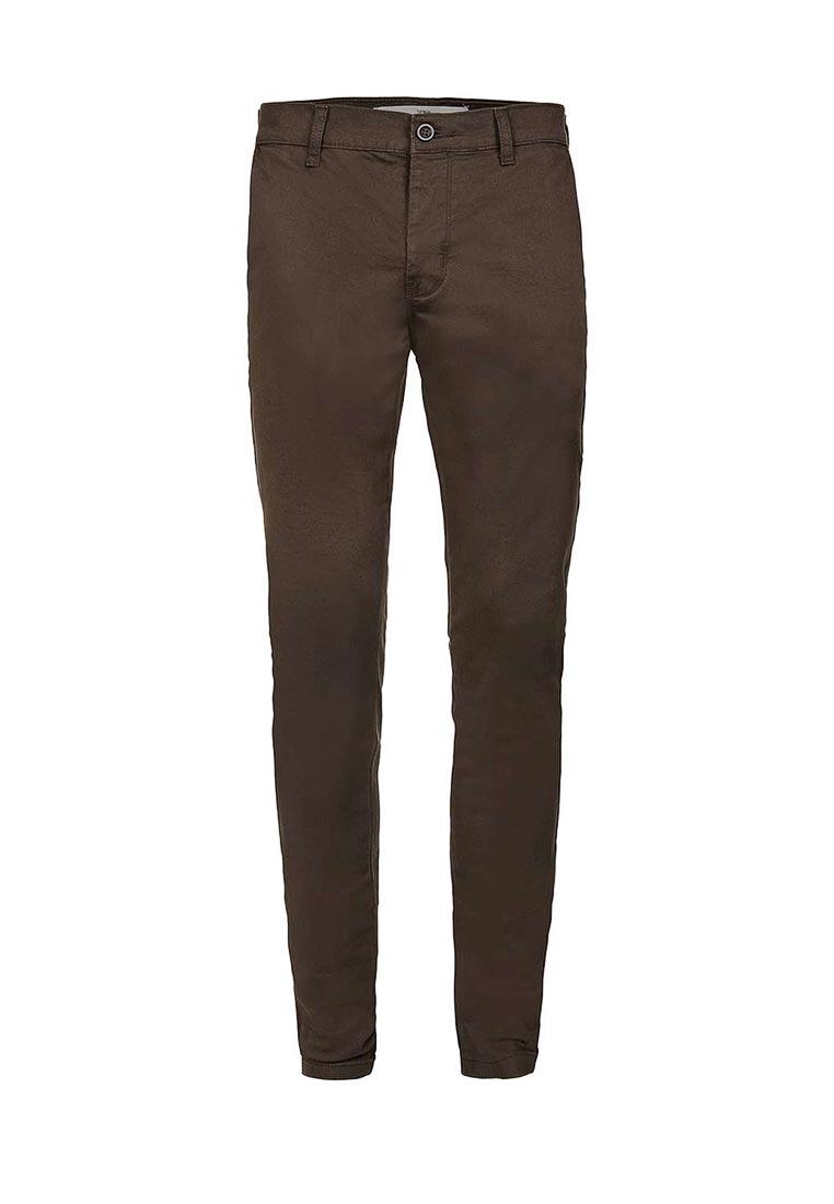 Мужские повседневные брюки Topman (Топмэн) 68D19NBRN