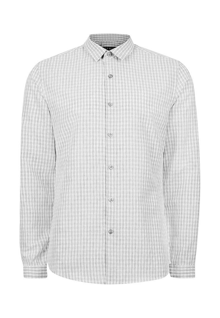 Рубашка с длинным рукавом Topman (Топмэн) 84C13MGRY