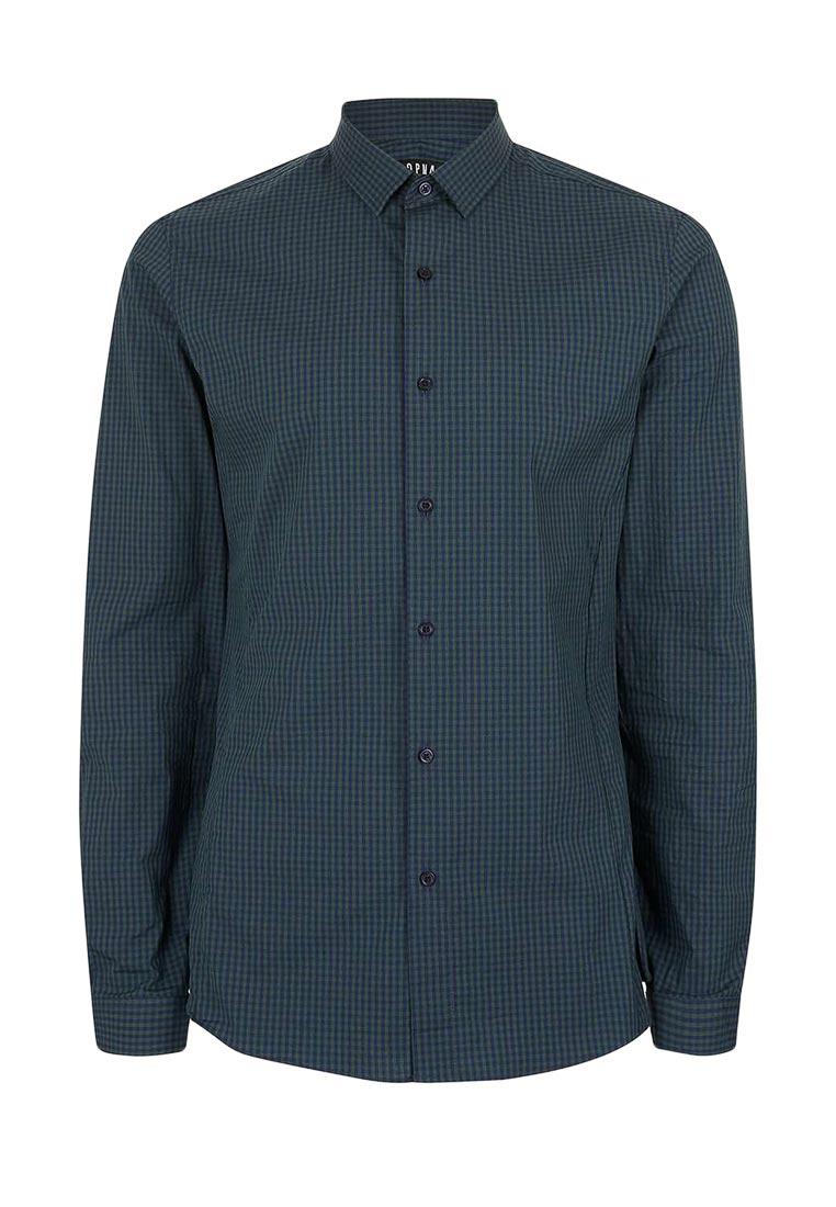 Рубашка с длинным рукавом Topman (Топмэн) 84H23MGRN