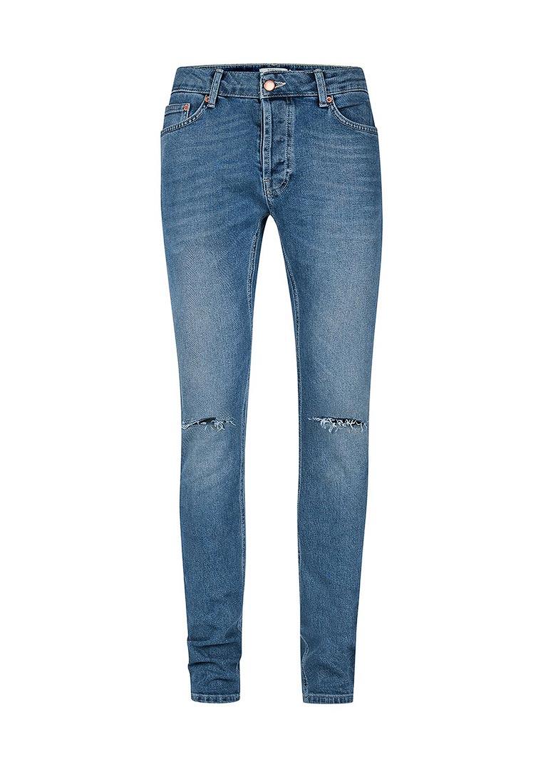 Зауженные джинсы Topman (Топмэн) 69B09ODST