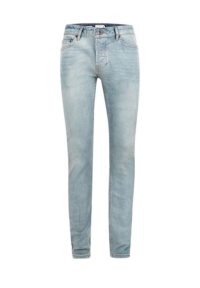 Зауженные джинсы Topman (Топмэн) 69B14OMST
