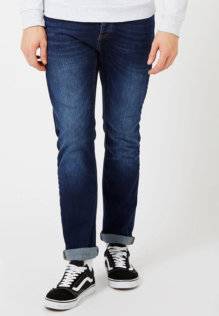 Зауженные джинсы Topman (Топмэн) 69J03ODST