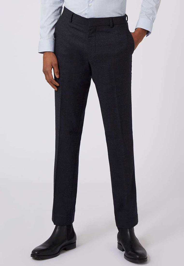 Мужские классические брюки Topman (Топмэн) 87T63NNAV