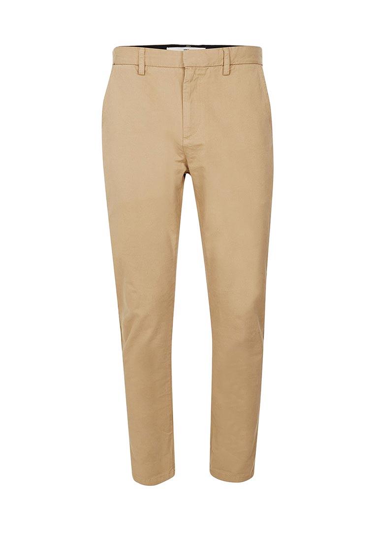 Мужские повседневные брюки Topman (Топмэн) 68F01OSTN