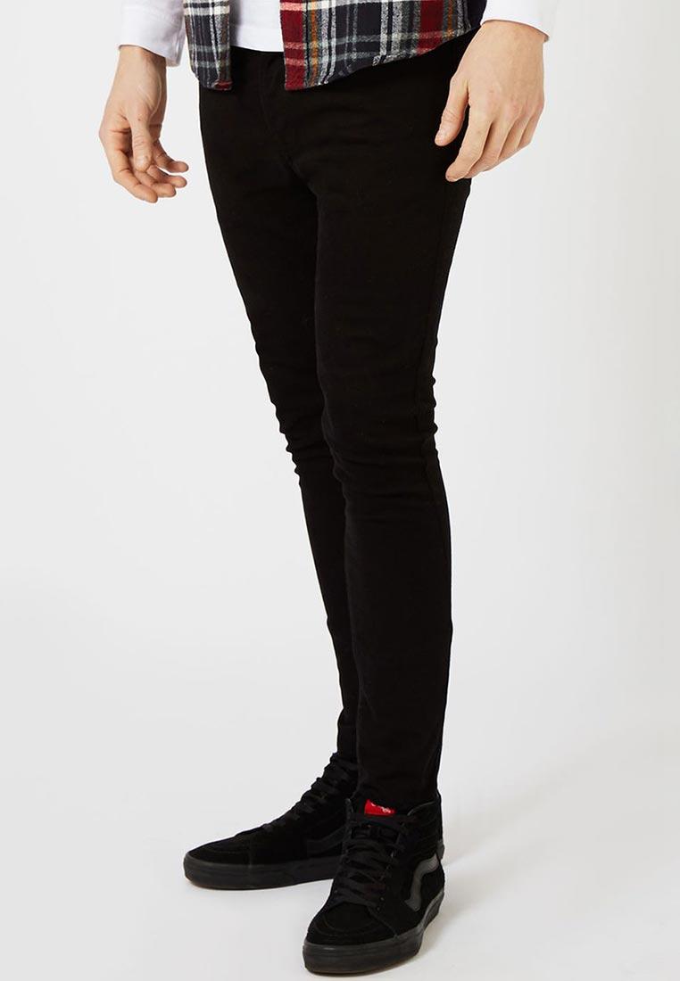 Мужские повседневные брюки Topman (Топмэн) 68F04OBLK