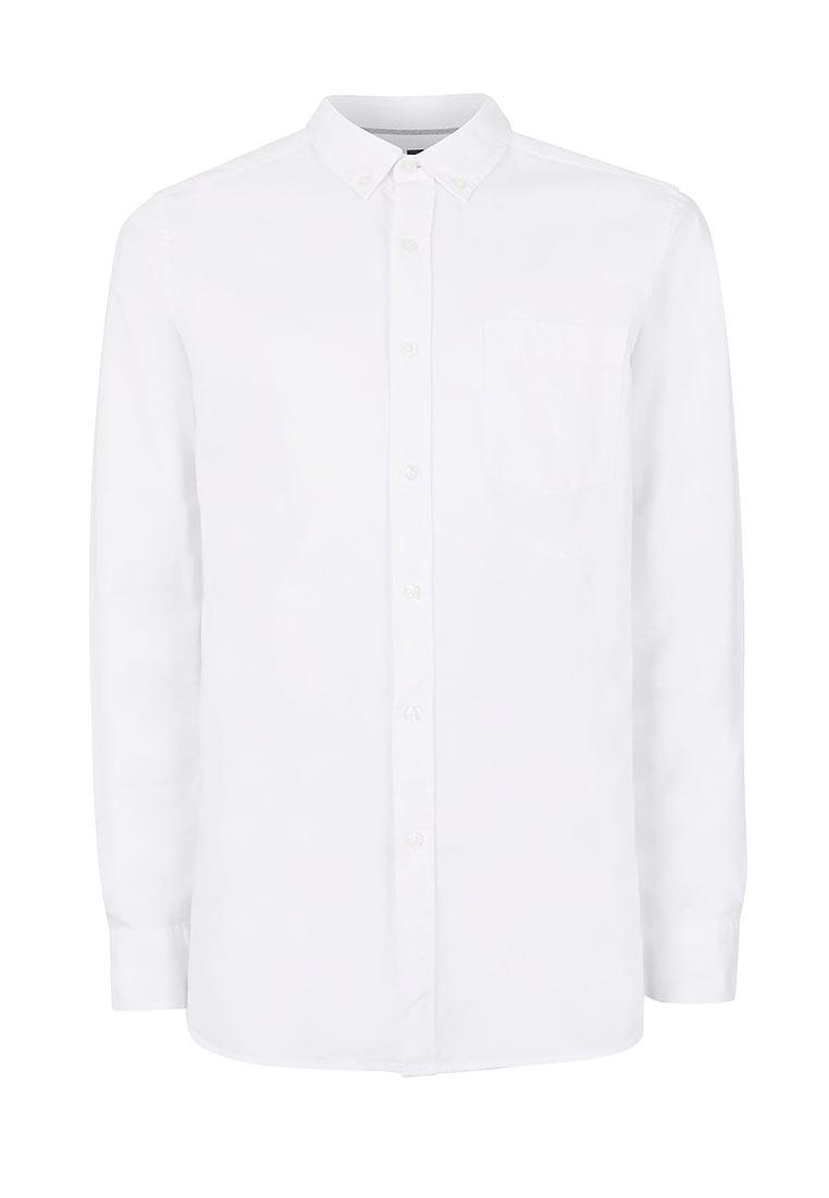 Рубашка с длинным рукавом Topman (Топмэн) 83B14NWHT