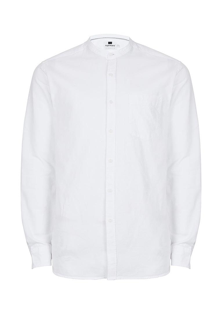 Рубашка с длинным рукавом Topman (Топмэн) 83B22NWHT