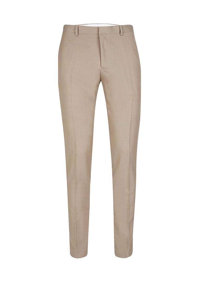 Мужские классические брюки Topman (Топмэн) 87T02OGRY