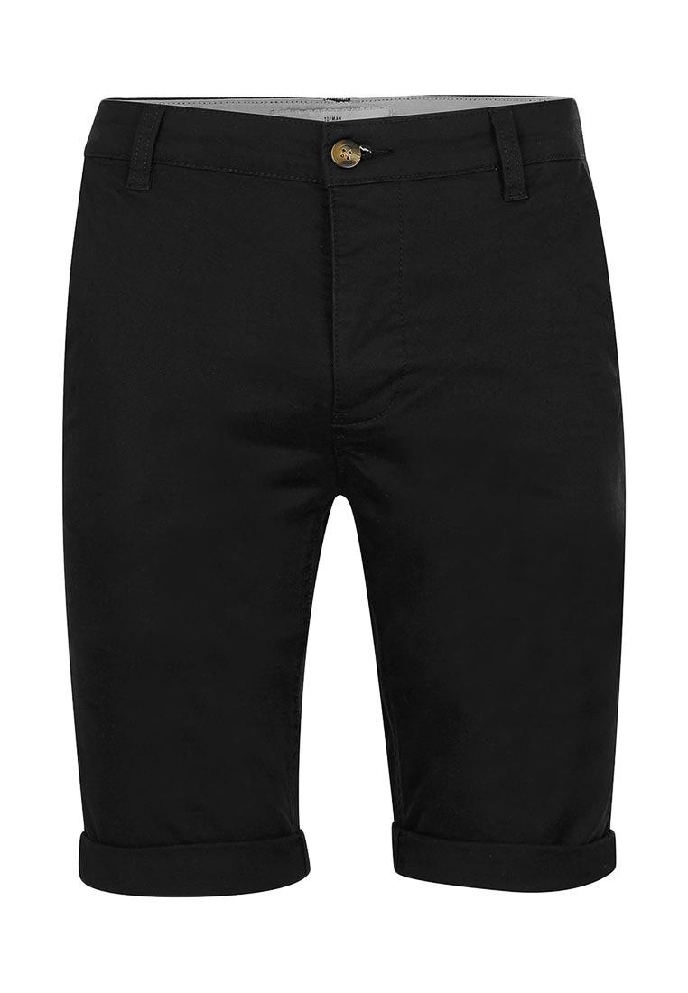 Мужские повседневные шорты Topman (Топмэн) 33S45LBLK
