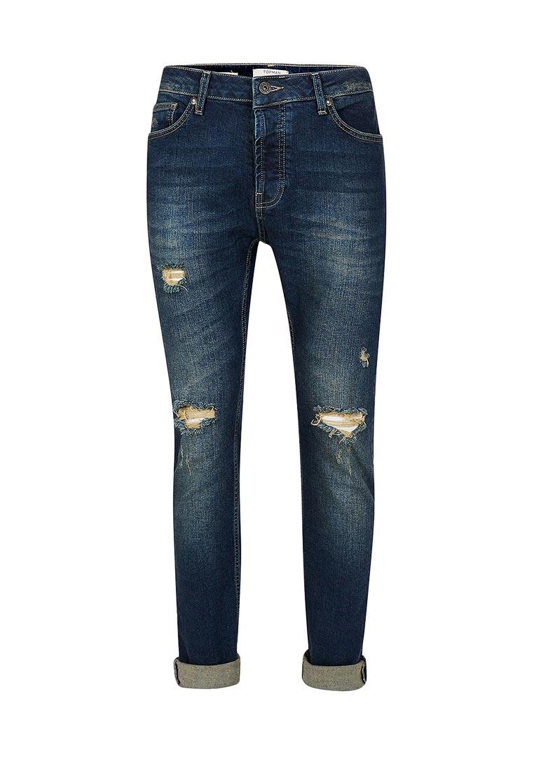 Зауженные джинсы Topman (Топмэн) 69B07ODST