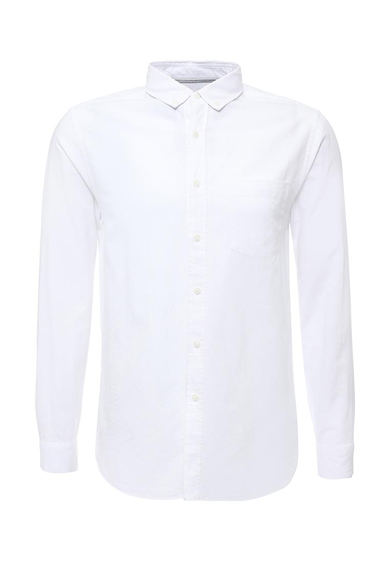 Рубашка с длинным рукавом Topman (Топмэн) 83B15NWHT