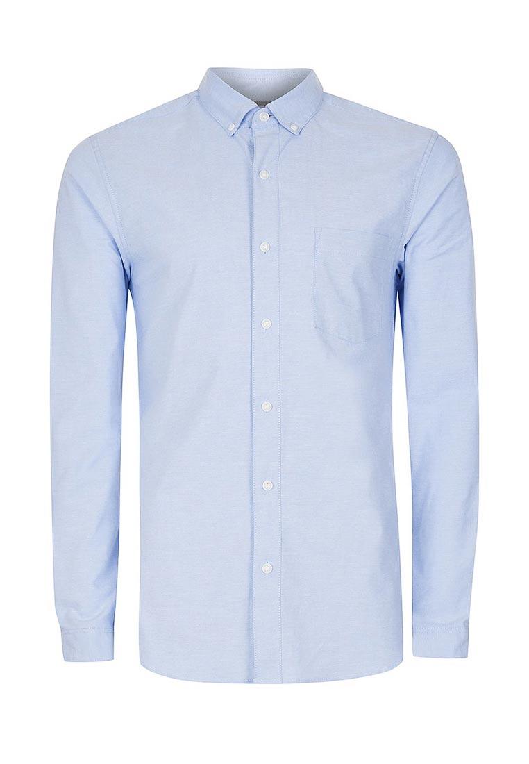 Рубашка с длинным рукавом Topman (Топмэн) 83B24NBLE