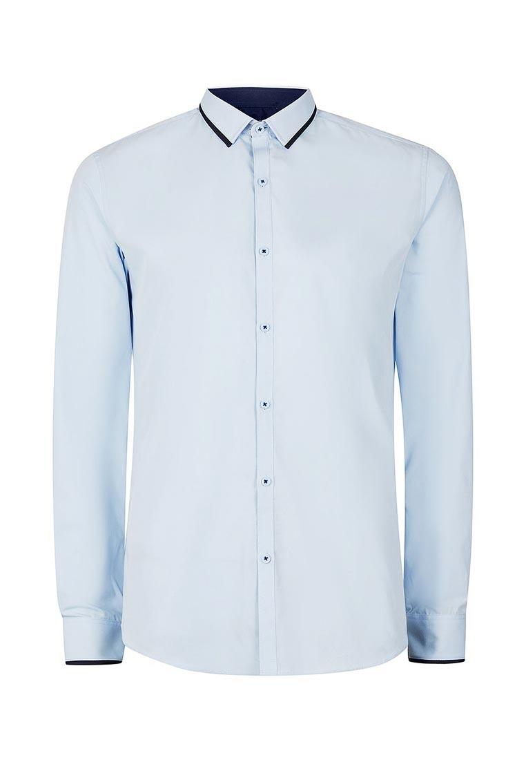Рубашка с длинным рукавом Topman (Топмэн) 84L11NLBL