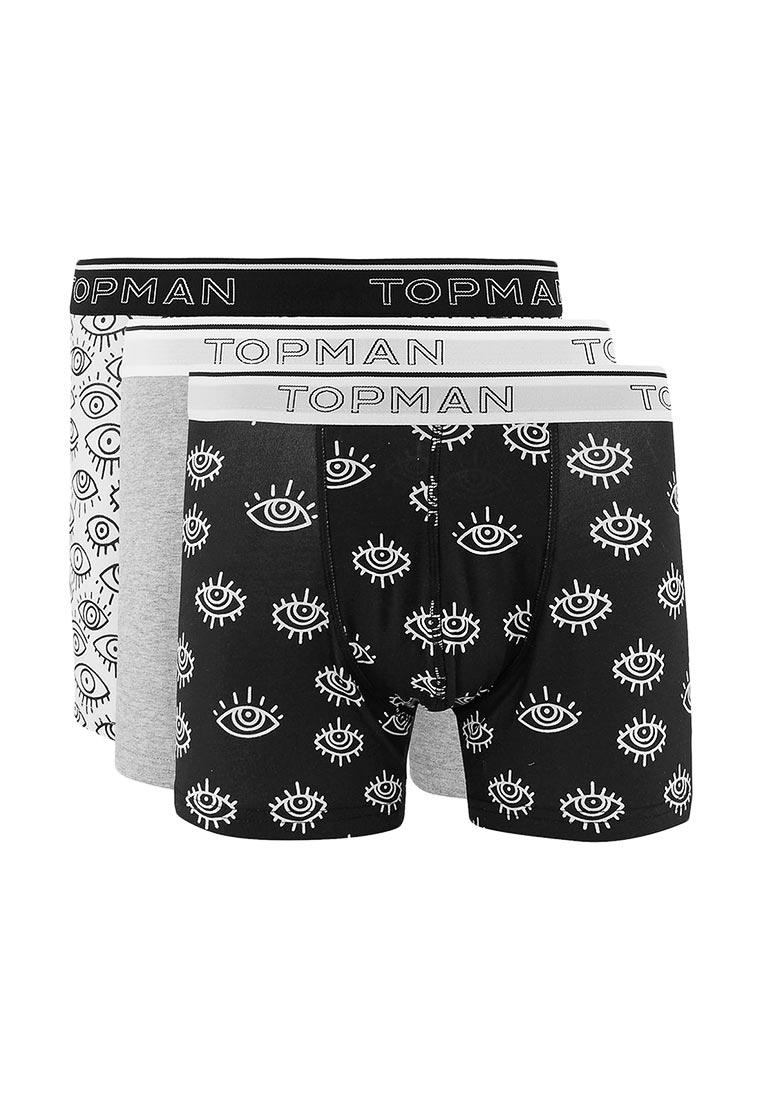 Мужское белье и одежда для дома Topman (Топмэн) 52K03NBLK