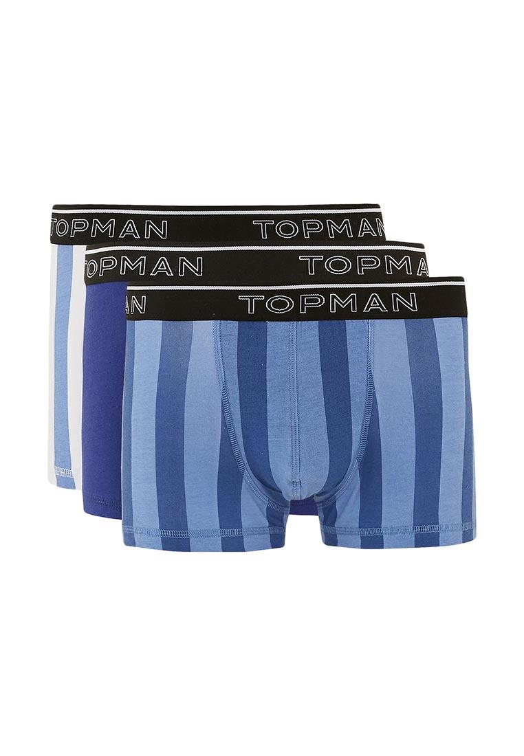 Мужское белье и одежда для дома Topman (Топмэн) 52K05NBLE